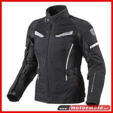 Giacca Moto Cordura Rev'it sand ladies lady Black 3 Strati Donna Impermeabile