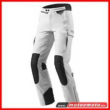Pantaloni Moto Rev'it Sand 2 Donna Argento 3 Strati Impermeabile Touring Revit