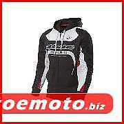Alpinestars Felpa Session Fleece Nero