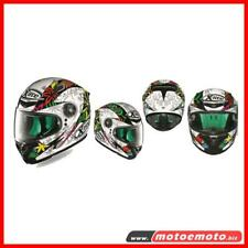 Casco Moto Integrale Fibra X-lite X-802 RR D Petrucci Replica 107 Carbon fitting