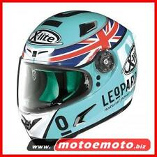 Casco Moto Integrale Fibra X-lite X-802 RR Kent Replica 104 Carbon fitting