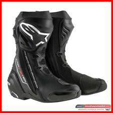 Stivali Moto Alpinestars New Supertech R Black Nero 2220015 10 Scarpetta Interna