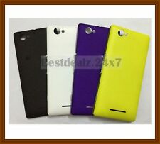 New OEM Sony Battery Back Door Case Cover for Sony Xperia M / M Dual C1904 C1905