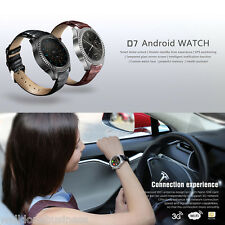 dtno.i D7 3g SmartWatch Teléfono Android 4.4 Dual Core 1gb + 8gb Bluetooth
