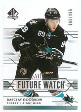 14/15 SP AUTHENTIC FUTURE WATCH RC Hockey /999 (#201-260) U-Pick from List
