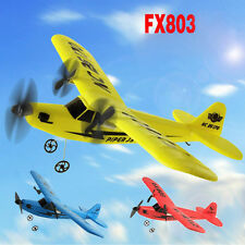 Remote Control RC Helicopter Plane Glider Airplane EPP Foam 2CH 2.4G Toys