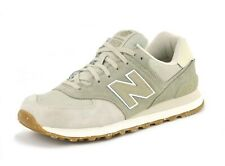 NEW BALANCE ML574SEA - MENS TRAINERS - BIEGE - BRAND NEW - RETRO SNEAKERS