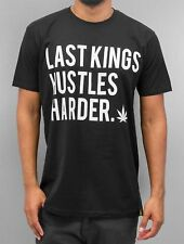 Last Kings Uomini Maglieria / T-shirt Hustle Hard