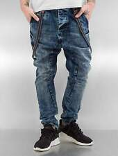 VSCT Clubwear Uomini Jeans / Antifit Brad Slim with Supspenders