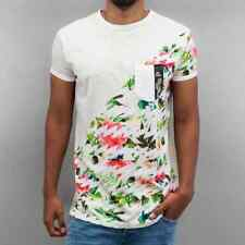 Just Rhyse Uomini Maglieria / T-shirt Floral