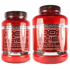 Scitec Nutrition 100% Whey Protein Professional Protein Powder With Extra BCAA