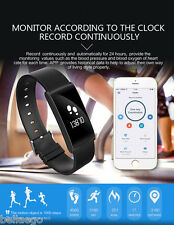 N108 Smartband Fitness Tracker Android IOS COMPATIBILE IP67 IMPERMEABILE