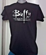 BUFFY THE VAMPIRE SLAYER MEN'S HEAVYWEIGHT T-SHIRT, S- XXL.