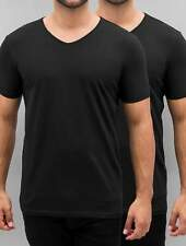 Petrol Industries Uomini Maglieria / T-shirt Bodyfit Basic 2 Pack
