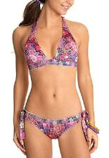 Etam Feerie swimwear bra top padded Triangle top and bkini bottoms set FER3
