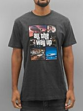 Mister Tee Uomini Maglieria / T-shirt All The Way Up Mashup