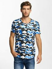 Red Bridge Uomini Maglieria / T-shirt Metallic Camouflage