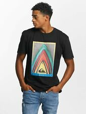 Quiksilver Uomini Maglieria / T-shirt Premium East Stacked