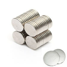 10mm x 1mm Strong Neodymium Thin Disc Cylinder Magnets N35 Grade