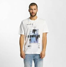 Bench Uomini Maglieria / T-shirt Photoprint Graphic
