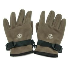 4926T guanti bimbo TIMBERLAND pile marrone light brown gloves kid