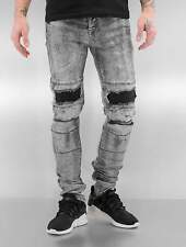 Sixth June Uomini Jeans / Jeans slim fit Destroyed KneeCut