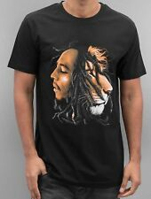 Mister Tee Uomini Maglieria / T-shirt Bob Marley Lion