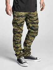 G-Star Uomini Jeans / Antifit 5622 3D Tapered Lucas Canvas Woodland Camo