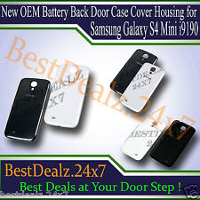 New OEM Battery Back Door Case Cover Housing for Samsung Galaxy S4 Mini i9190