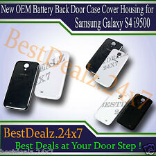 New OEM Battery Back Door Case Cover Housing for Samsung Galaxy S4 i9500