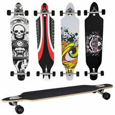 Protec Longboard Skateboard 104x23cm DROP-THROUGH COMPLETO Board Cruiser Sport