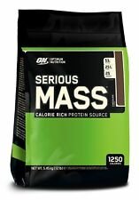ON Optimum Nutrition Serious Mass 5.45kg/5.4 kg polvo de Peso Gainer
