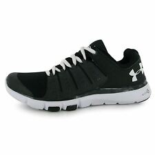 Under Armour Micro G Limitless Training Shoes Womens Black/Gry Trainers Sneakers