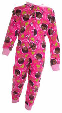 Doc McStuffins Deep Pink Girl's Sleepsuit One Piece Age 18 Months - 5 Years