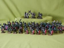 WARGAMES FOUNDRY/ WARMONGER WELL PAINTED WAR ORCS - MANY MODELS TO CHOOSE FROM