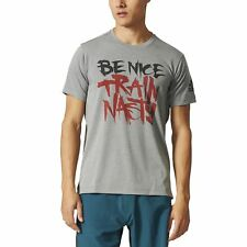 Adidas Performance freelift Nasty Camiseta Hombre fitnessshirt deportiva