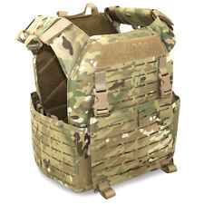 Bulldog Kinetic Military Army Tactical MOLLE Armour Plate Carrier Multicam MTP