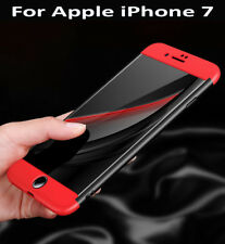 Luxury 3 IN 1 New Design Matte Finish Hybrid Back Case Cover For Apple iPhone 7