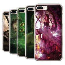 Official Elena Dudina Gel/TPU Case for Apple iPhone 8 Plus /One with Nature