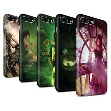 Official Elena Dudina Matte Snap Case for Apple iPhone 8 Plus /One with Nature