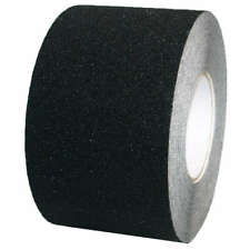 Black Anti Slip High Grip Adhesive Tape Sticky Backed Safety Flooring Non Slip