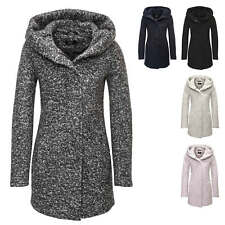 Only Damen Wollmantel Kurzmantel Winterjacke Damenjacke Jacke Mantel Color Mix