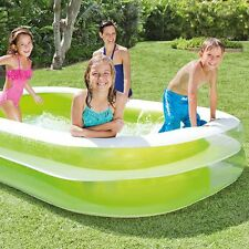 Intex CENTRO NUOTO PISCINA, multicolorato, 262 x 175 x 56 cm