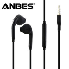 Stereo Headset 3.5mm Wired Earphone Portable Headphone with Mic Remote Control