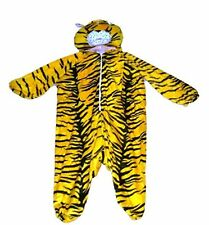 Tiger Animal Dress Tiger Costume For Kids Fancy Dress Competitions Unisex
