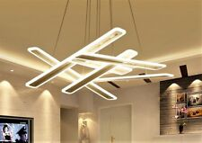 Modern LED Dining Room Living Room Villa Pendant 6 Head Lighting Fixture