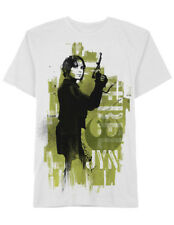 Star Wars BELLACO One jyn Erso Blanco Adulto Camiseta