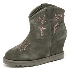 86641 stivaletto ASH YASMIN whitout boX  scarpa stivale donna boots shoes women