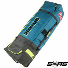 2018 Mystic Gearbox Kitesurfing Bag with Wheels (Pewter)