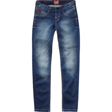 Vingino Mädchen Jeans Blue Electric Blue